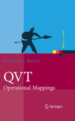 Nolte, Siegfried - QVT - Operational Mappings, ebook