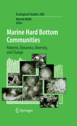 Wahl, Martin - Marine Hard Bottom Communities, e-bok