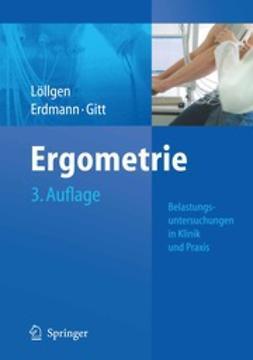 Löllgen, Herbert - Ergometrie, ebook