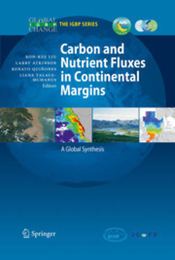 Liu, Kon-Kee - Carbon and Nutrient Fluxes in Continental Margins, ebook