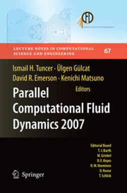 - Parallel Computational Fluid Dynamics 2007, ebook