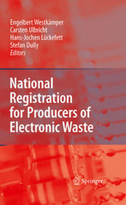 Dully, Stefan - National Registration for Producers of Electronic Waste, ebook