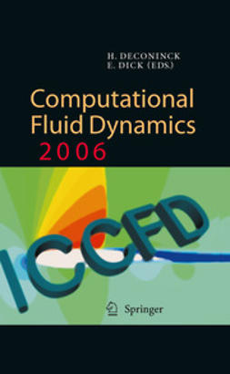 Deconinck, Herman - Computational Fluid Dynamics 2006, ebook