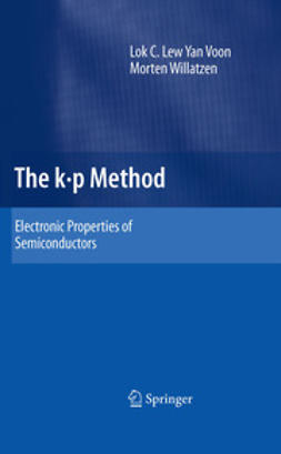 Willatzen, Morten - The k p Method, ebook