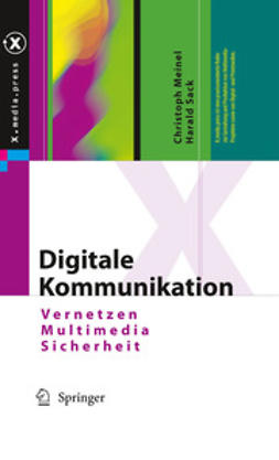 Sack, Harald - Digitale Kommunikation, ebook