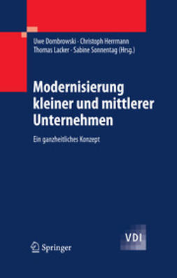 Dombrowski, Uwe - Modernisierung kleiner und mittlerer Unternehmen, e-kirja