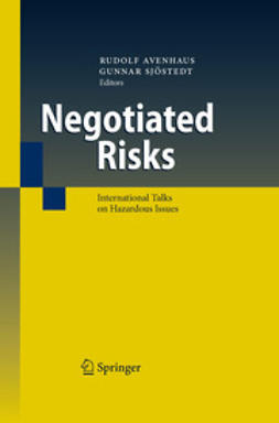 Sjöstedt, Gunnar - Negotiated Risks, ebook