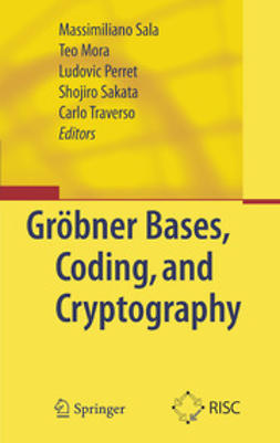 - Gröbner Bases, Coding, and Cryptography, ebook
