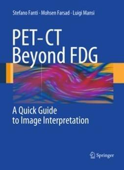 Fanti, Stefano - PET-CT Beyond FDG A Quick Guide to Image Interpretation, ebook