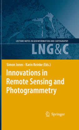 Jones, Simon - Innovations in Remote Sensing and Photogrammetry, e-kirja