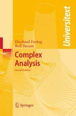 Busam, Rolf - Complex Analysis, e-bok