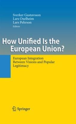 Pehrson, Lars - How Unified Is the European Union?, ebook