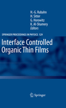 Al-Shamery, Katharina - Interface Controlled Organic Thin Films, ebook