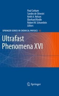 Ultrafast Phenomena XVI