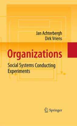 Achterbergh, Jan - Organizations, e-kirja