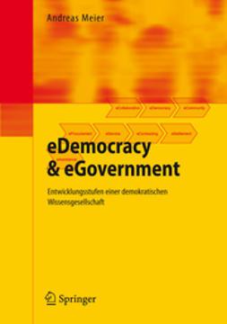 Meier, Andreas - eDemocracy & eGovernment, ebook