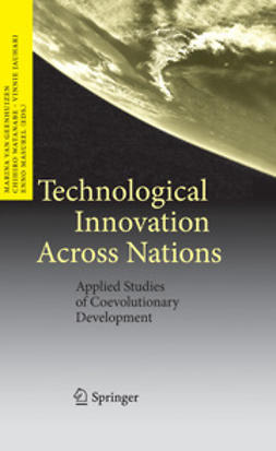 Masurel, Enno - Technological Innovation Across Nations, ebook