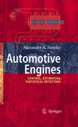 Stotsky, Alexander A. - Automotive Engines, ebook