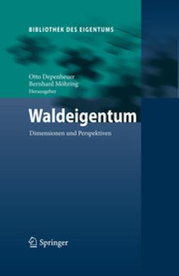 Depenheuer, Otto - Waldeigentum, ebook