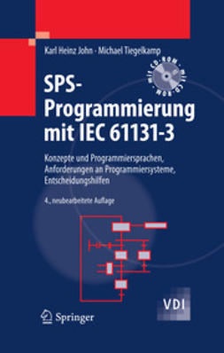 Tiegelkamp, Michael - SPS-Programmierung mit IEC 61131-3, ebook