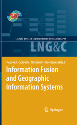 - Information Fusion and Geographic Information Systems, ebook