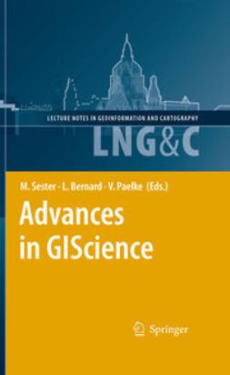 - Advances in GIScience, e-bok