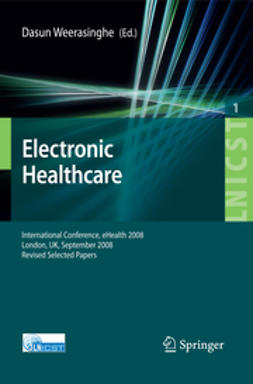 Weerasinghe, Dasun - Electronic Healthcare, ebook