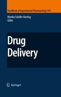 Schäfer-Korting, Monika - Drug Delivery, ebook