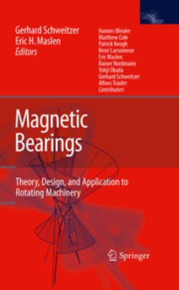 Maslen, Eric H. - Magnetic Bearings, ebook