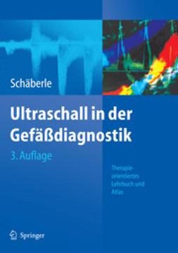 Schäberle, Wilhelm - Ultraschall in der Gefäßdiagnostik, ebook