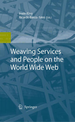 King, Irwin - Weaving Services and People on the World Wide Web, ebook