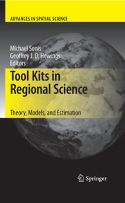 Sonis, Michael - Tool Kits in Regional Science, e-kirja