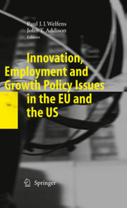 Welfens, Paul J.J. - Innovation, Employment and Growth Policy Issues in the EU and the US, ebook