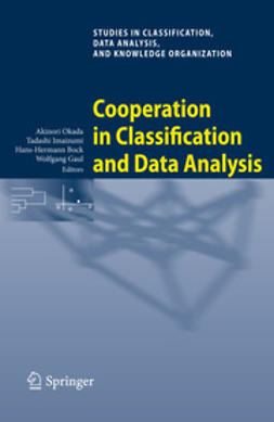 Gaul, Wolfgang - Cooperation in Classification and Data Analysis, e-kirja