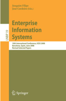Filipe, Joaquim - Enterprise Information Systems, ebook