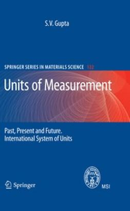 Gupta, S. V. - Units of Measurement, ebook