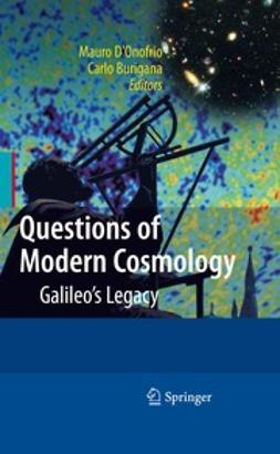 D'Onofrio, Mauro - Questions of Modern Cosmology, ebook