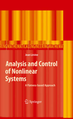 Levine, Jean - Analysis and Control of Nonlinear Systems, ebook