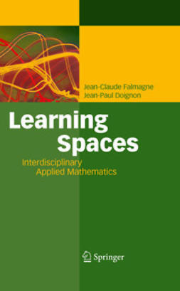 Falmagne, Jean-Claude - Learning Spaces, ebook