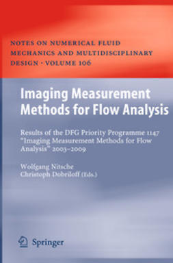 Nitsche, Wolfgang - Imaging Measurement Methods for Flow Analysis, e-kirja