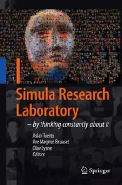 Tveito, Aslak - Simula Research Laboratory, ebook