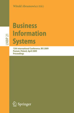 Abramowicz, Witold - Business Information Systems, e-bok