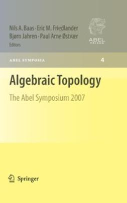 Baas, Nils - Algebraic Topology, ebook