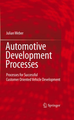 Weber, Julian - Automotive Development Processes, ebook