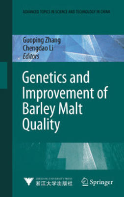 Zhang, Guoping - Genetics and Improvement of Barley Malt Quality, ebook