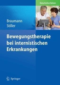Braumann, Klaus-Michael - Bewegungstherapie bei internistischen Erkrankungen, e-bok