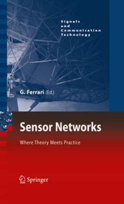 Ferrari, Gianluigi - Sensor Networks, ebook