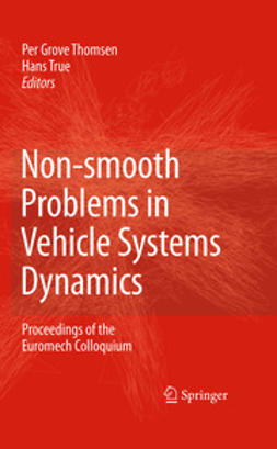 Thomsen, Per Grove - Non-smooth Problems in Vehicle Systems Dynamics, ebook
