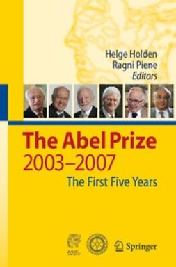 Holden, Helge - The Abel Prize, ebook