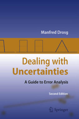 Drosg, Manfred - Dealing with Uncertainties, ebook